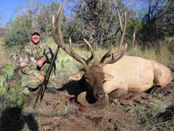 Awesome Arizona Trophy taken by Arizona High Country Outfitters