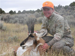 Exceptional quality pronghorn are available on the Shelton Ranch. Contact Pete about any available landowner tags.